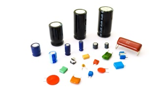 Capacitors, Different Types