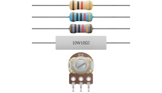 Resistors Cement and Variable